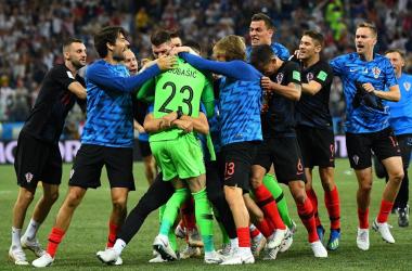 Croazia: ai quarti col brivido grazie a Subasic, ma quali sono i limiti della nazionale?   Twitter UEFA Nations League