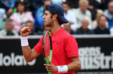 ATP Cincinnati - Khachanov surclassa Fabbiano