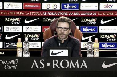 """Di Francesco: """"Debemos creer en la remontada hasta el final"""""""
