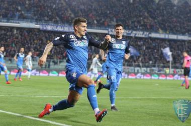 Serie A- Di Lorenzo manda l'Empoli in Paradiso, Napoli battuto 2-1