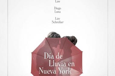 Día de lluvia en Nueva York: amor y melancolía de regreso a La Gran Manzana