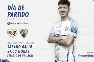 Previa Rayo Vallecano - Málaga CF: con ilusiones