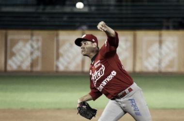 Arturo López obtuvo su cuarta victoria del año | Foto: LMB