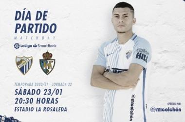 Previa Málaga CF - SD Ponferradina: desde cero
