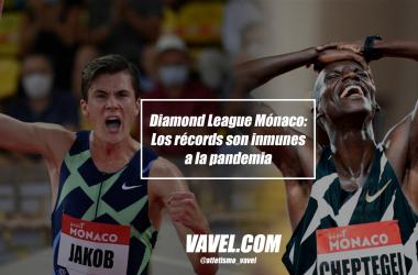 Diamond League Mónaco: Los récords son inmunes a la pandemia
