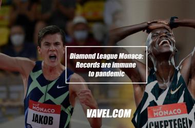 Diamond League Monaco: Records are immune to the pandemic
