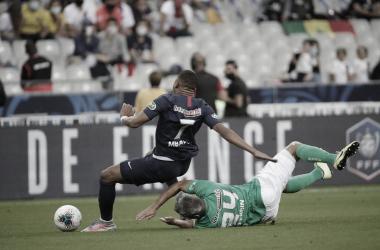 Desfalque importante! Mbappé tem lesão no tornozelo diagnosticada e fica fora por três semanas