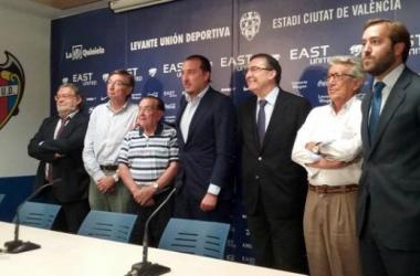 El Levante no cambia de manos. Foto / levanteud.es