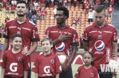 """Didier Moreno: """"Esto es un equipo de obreros"""""""