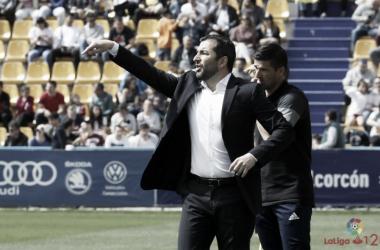 """Diego Martínez: """"Estamos muy jodidos"""""""