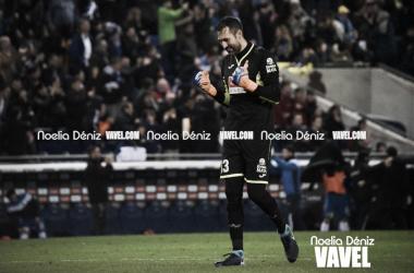 Diego López sigue deslumbrando