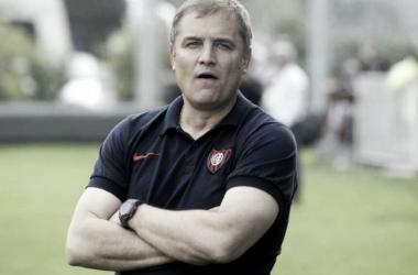 """Diego Aguirre: """"Los jugadores asumieron la responsabilidad"""""""