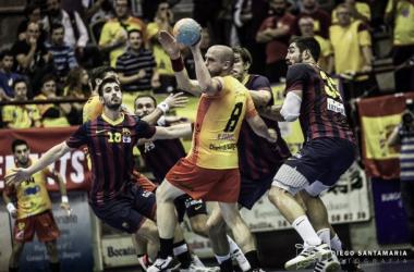 FC Barcelona - BM Villa de Aranda: partido para disfrutar en el Palau