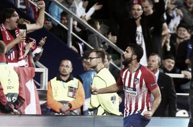 Divulgação: Atlético de Madrid