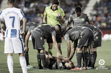 La lesión de Llorente fue un contratiempo para Garitano. Foto: La Liga