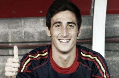 Diego Mariño se marchó del entrenamiento con molestias. (Foto: www.facebook.com).