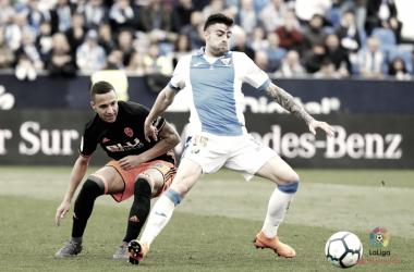 Diego Rico no estará en el Camp Nou