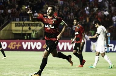 """Diego Souza deixa futuro no Sport em aberto: """"Esse ano foi bem difícil"""""""