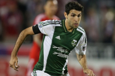 The Portland Timbers get Diego Valeri and Rodney Wallace back for the second decisive leg in the Western Conference Finals. Photo provided by Matthew Emmons- USA TODAY Sports.