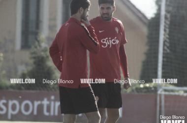 La afición confía en el Sporting de Gijón