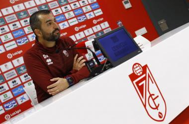 """Diego Martínez """"Aquí no se ganan partidos sin sufrir"""""""