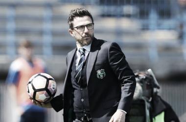 Sassuolo, Di Francesco fa la conta degli assenti, www.sport.sky.it