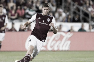 Dillon Powers has been dealt to Orlando City SC in exchange for Luis Gil | Source: MLS Soccer