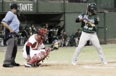 Dilson Herrera con la novena de Toros Foto: LCBP