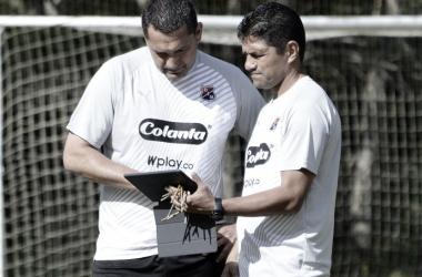 Aldo Bobadilla habló desde su país sobre la actualidad del fútbol colombiano