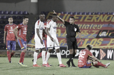 Puntuaciones del DIM en su visita al Deportivo Pasto