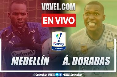 Resumen y goles: Medellín 1-1 Águilas Doradas en la fecha 1 por Liga BetPlay 2021-II