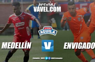 Previa Independiente Medellín vs Envigado: duelo de cierre en el todos contra todos