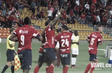 'Poderoso' triunfo en Barrancabermeja