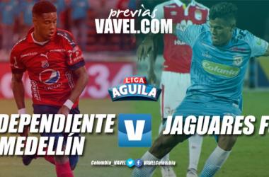 Previa Medellín vs Jaguares: a recomponer el camino