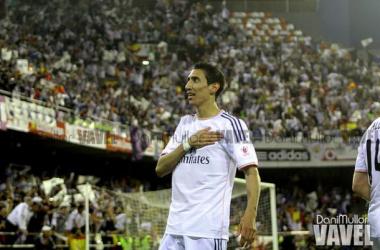 Real Madrid 2014: Ángel Di María
