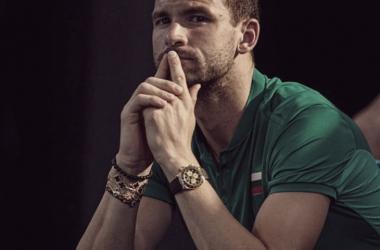 El positivo de Dimitrov azota al Adria Tour