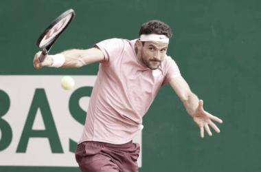 Grigor Dimitrov venceu Jerémy Chardy noMasters 1000 de Monte Carlo 2021 (ATP / Divulgação)