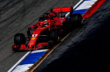 F1, Gp di Germania - Vettel pole spettacolo! Le parole dei primi tre post Qualifiche