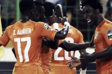 Resultado RD Congo - Costa de Marfil (1-3)