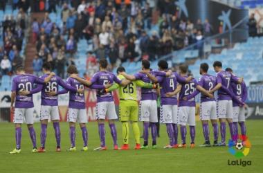 Resultado CD Lugo - Real Valladolid en la Liga Adelante 2015 (1-1)