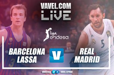 Barcelona vs Real Madrid Baloncesto: la defensa culé cortocircuita al Madrid (86-69)