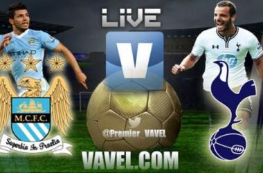 Resultado Manchester City - Tottenham Hotspuren la Premier League