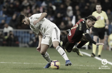 Resumen Rayo Vallecano 1-0 Real Madrid en La Liga Santander 2019