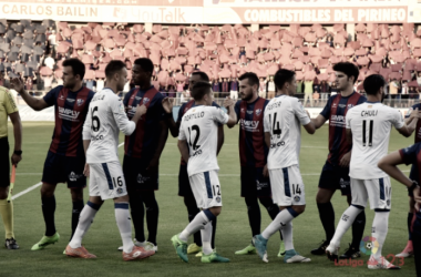 Resumen Getafe 3 - 0 Huesca en Playoff de ascenso a Primera División 2017