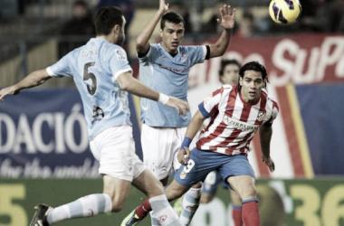 Celta de Vigo - Atlético de Madrid, así lo vivimos