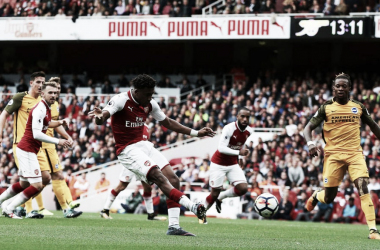 Resumen Brighton & Hove Albion 2-1 Arsenal en Premier League 2018