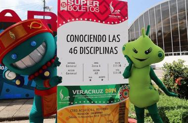 Conociendo las 46 disciplinas deportivas de Veracruz 2014