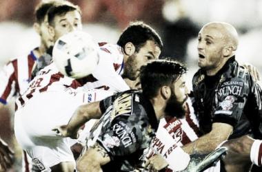 Huracán 1 - 1 Unión: Puntuaciones del 'Tatengue'