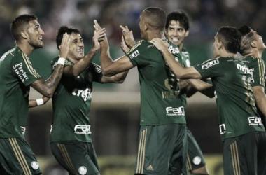 Golaço de Vitor Hugo dá vitória para Palmeiras diante do São Bernardo
