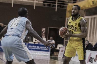 Dion Dixon, extranjero de Obras Basket. Foto: LNB